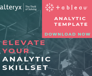 Analytics Kit for Tableau