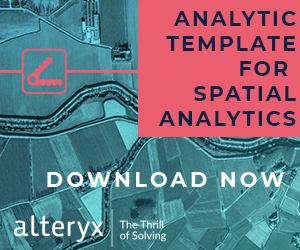 Spatial Analytics Template